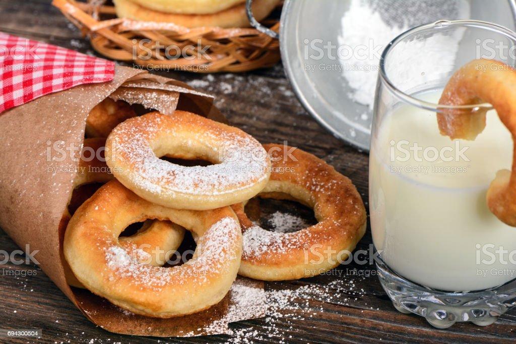 Sweet donuts – Foto