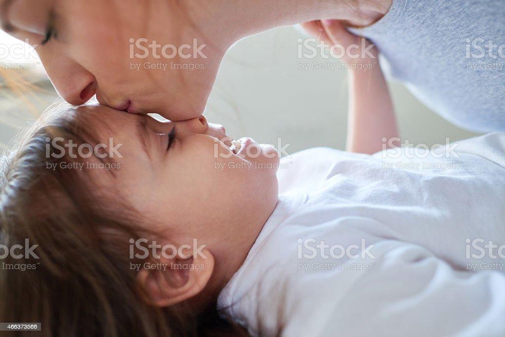 CAMA Sweet dreams, my angel - foto de stock