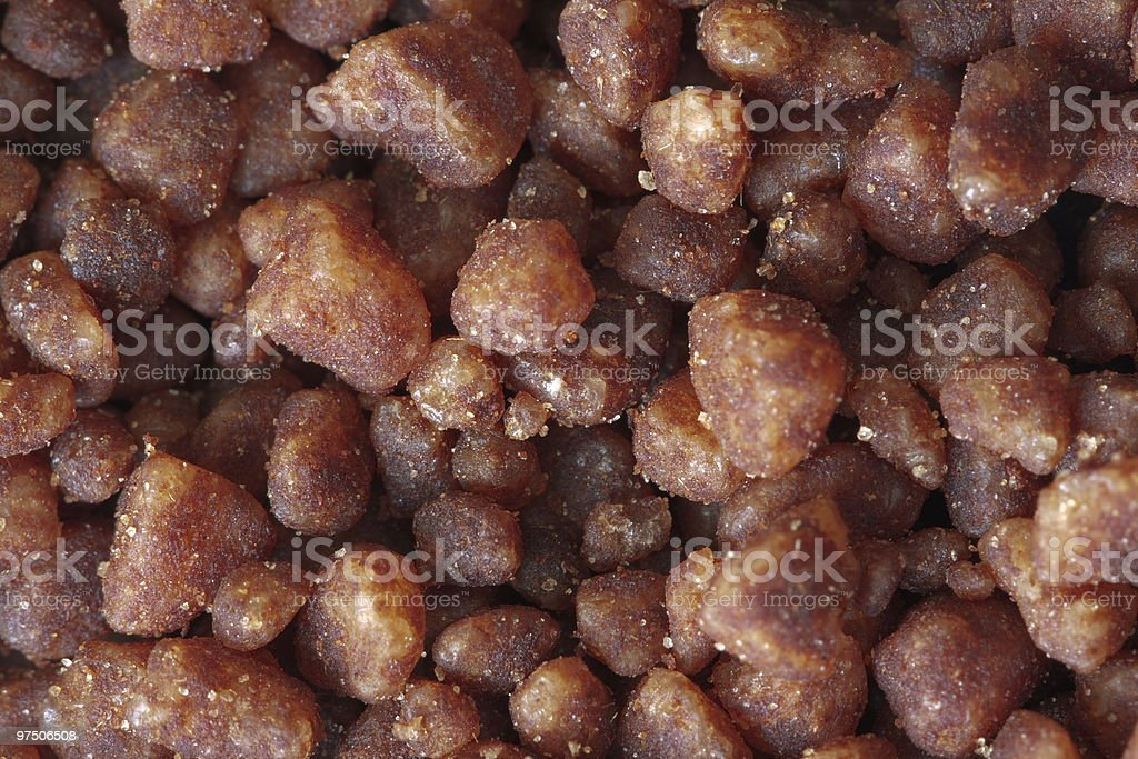 Sweet Food Backgrounds - Cinnamon Sugar (Fullframe Macro) royalty-free stock photo