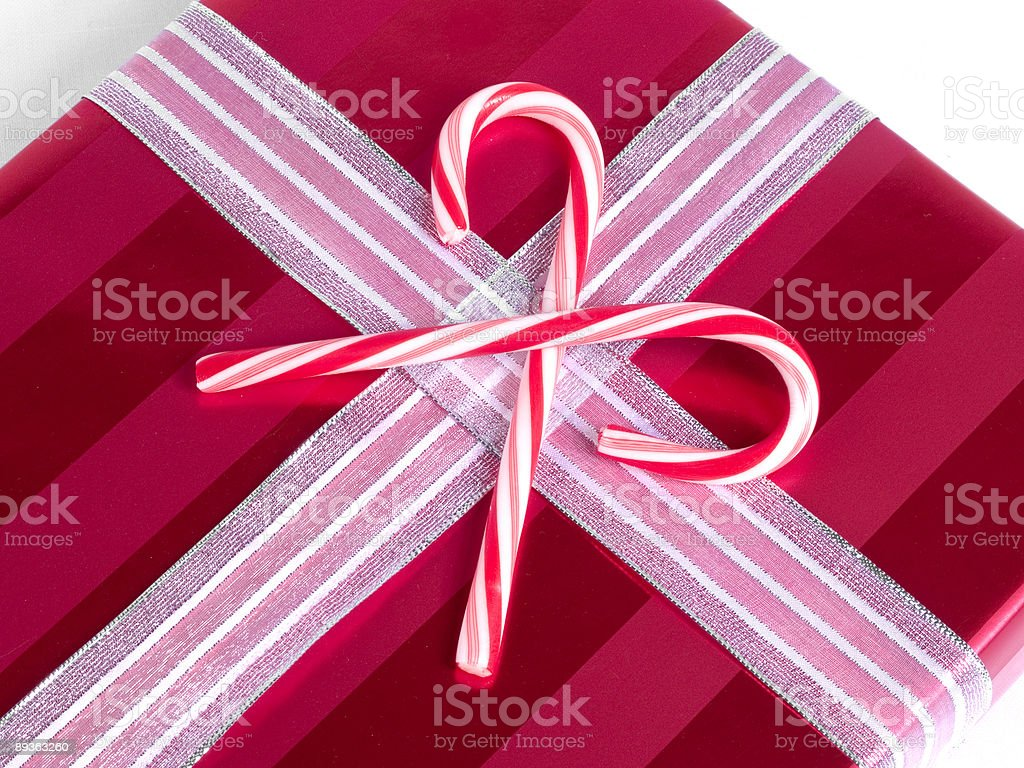 Dolce regalo foto stock royalty-free
