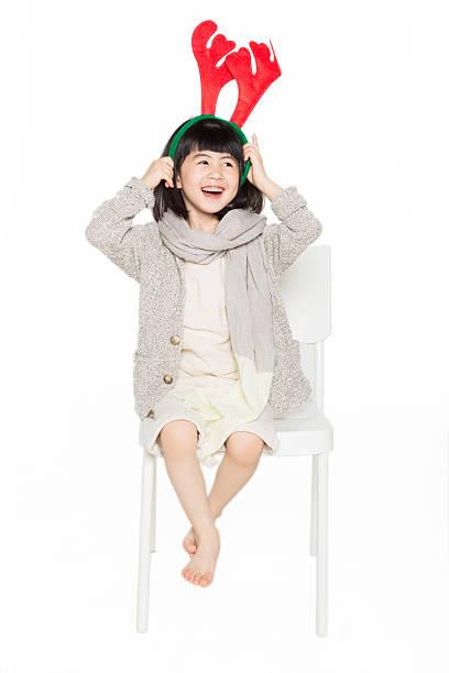 Sweet girl with christmas reindeer decoration picture id484913206?b=1&k=6&m=484913206&s=612x612&w=0&h=ixtpib3dlxee8uj2aqufu1eotg49jo b1ve 22 o3tm=