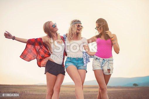 istock Sweet Girly Girls 615604304
