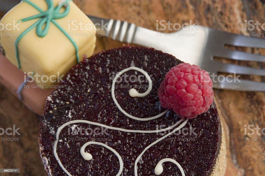 sweet gourmet desserts royalty-free stock photo