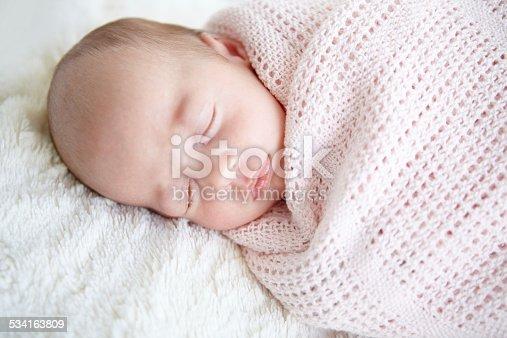 istock Sweet innocence 534163809