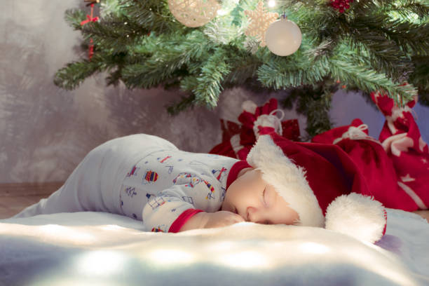 Sweet newborn baby boy sleeping and dreaming under christmas tree picture id1030544310?b=1&k=6&m=1030544310&s=612x612&w=0&h=w3j5nybiro 4bf69u4gp5mxjem00nsx 26kiad4dfcm=