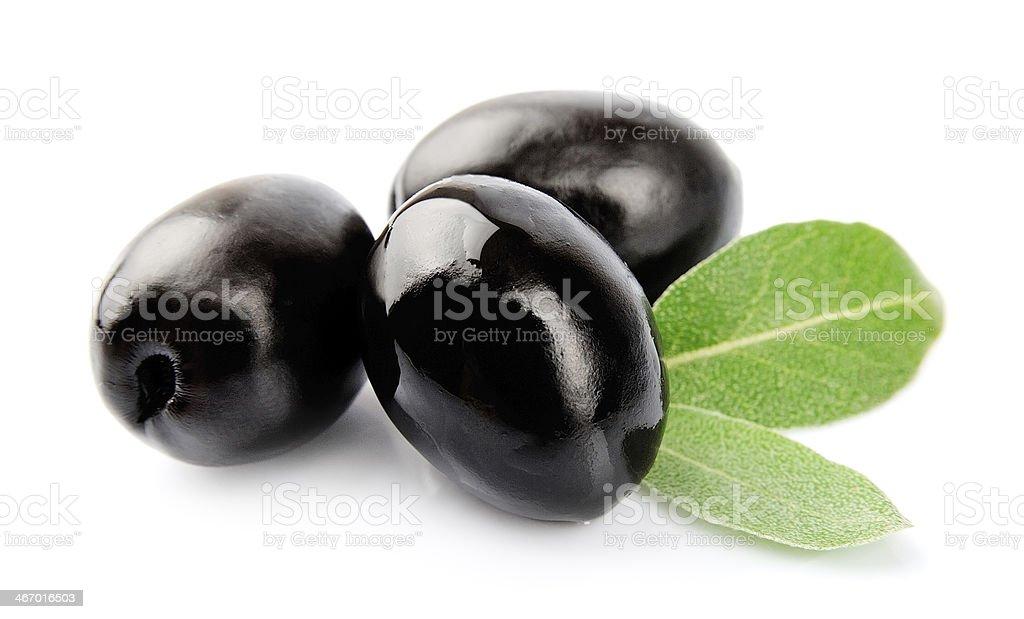 Sweet olives stock photo