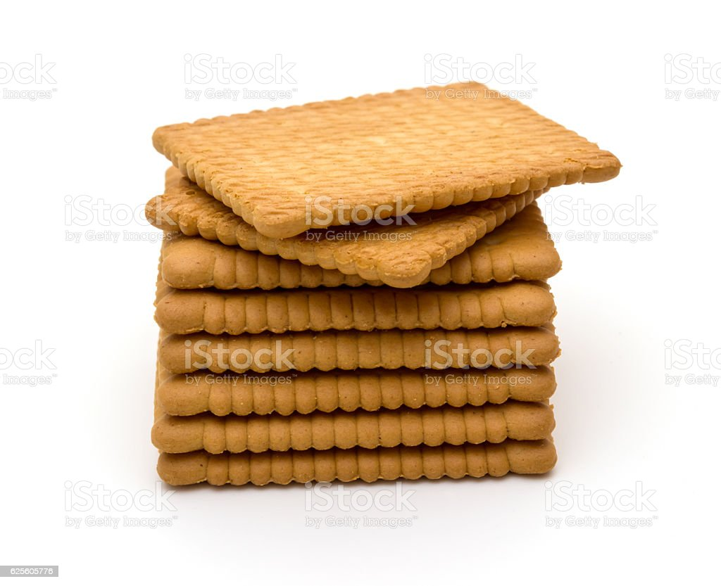 sweet pastry isolated stock photo
