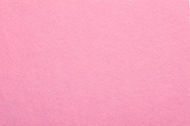 sweet pink felt texture abstract background fibers Sweet pink felt texture abstract art background. Colored fabric fibers surface. Empty space. pink color stock pictures, royalty-free photos & images