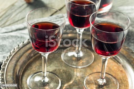 Sweet Port Dessert Wine ready to Drink