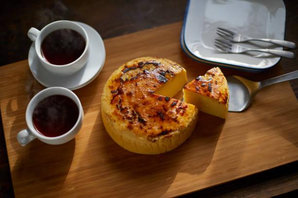 サツマイモのケーキ ストックフォト