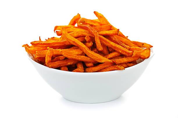 Sweet potato fries  sweet potato stock pictures, royalty-free photos & images