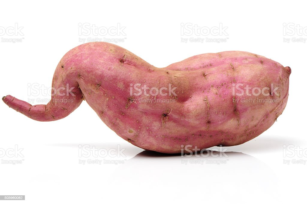 Sweet potato, stock photo
