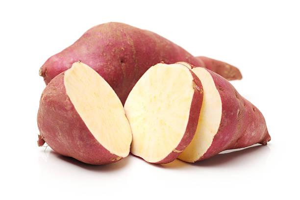 słodki ziemniak  - słodki ziemniak zdjęcia i obrazy z banku zdjęć