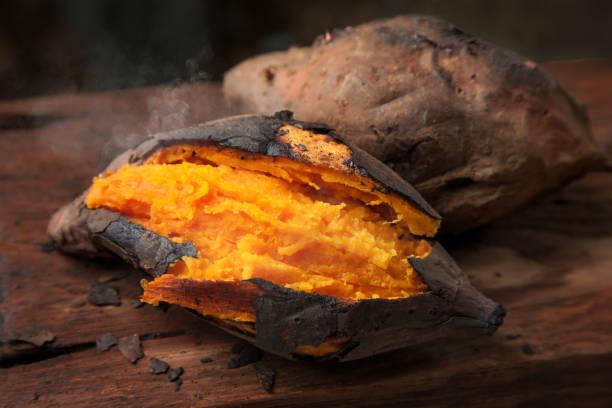 batat - słodki ziemniak zdjęcia i obrazy z banku zdjęć