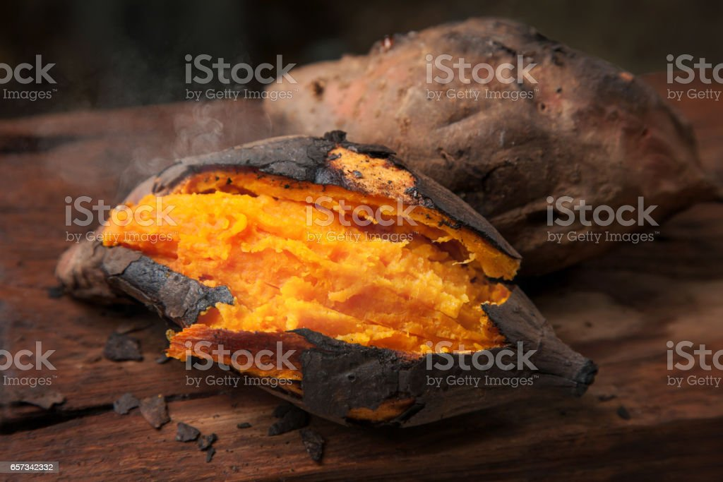 Sweet potato - fotografia de stock