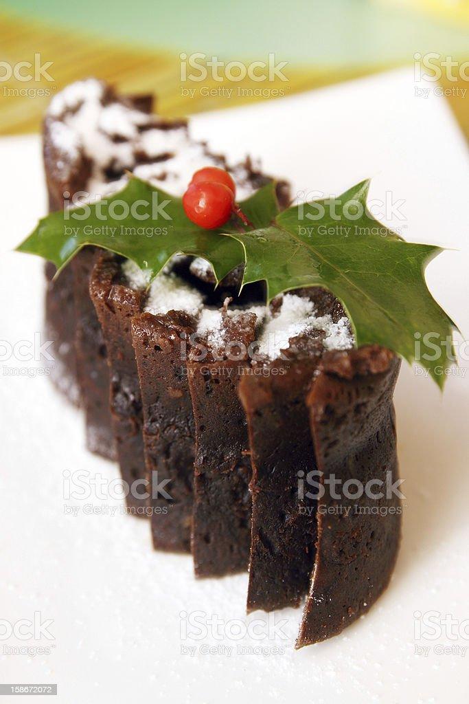 sweet pudding royalty-free stock photo