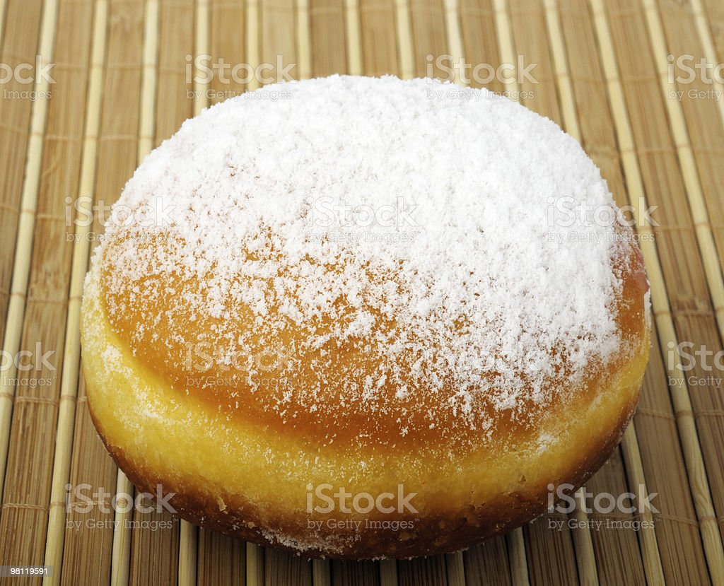 Sweet Roll royalty-free stock photo