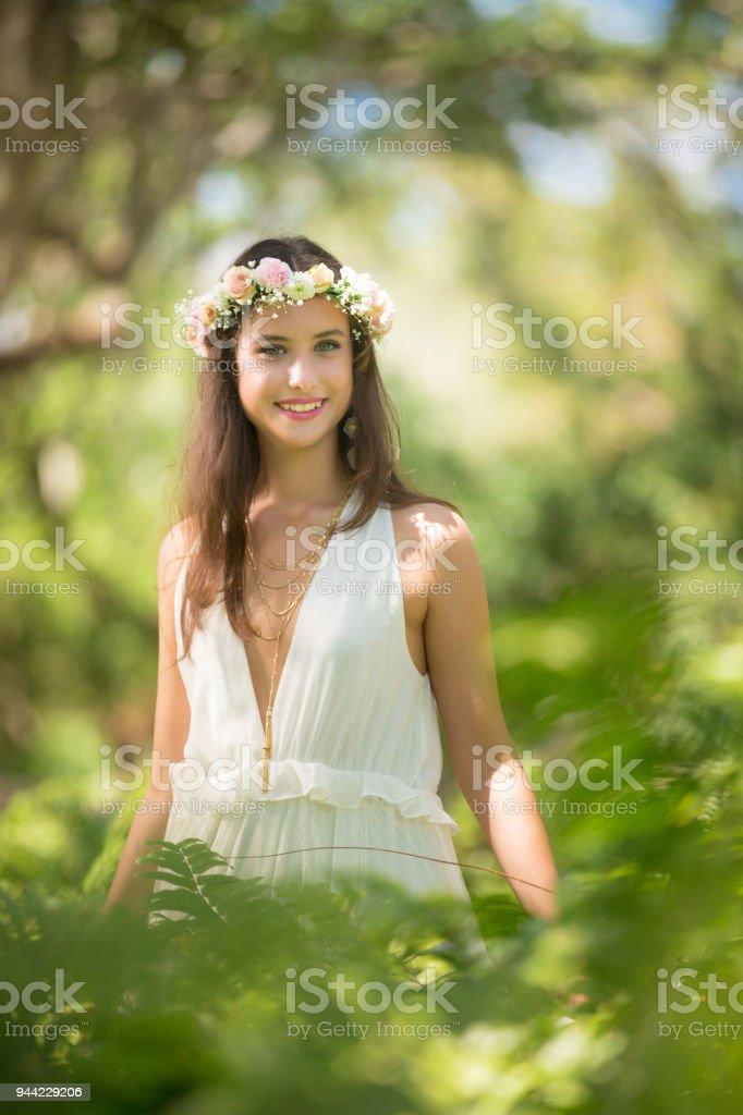Sweet Sixteen Latin Girl Stock Photo - Download Image Now -7812