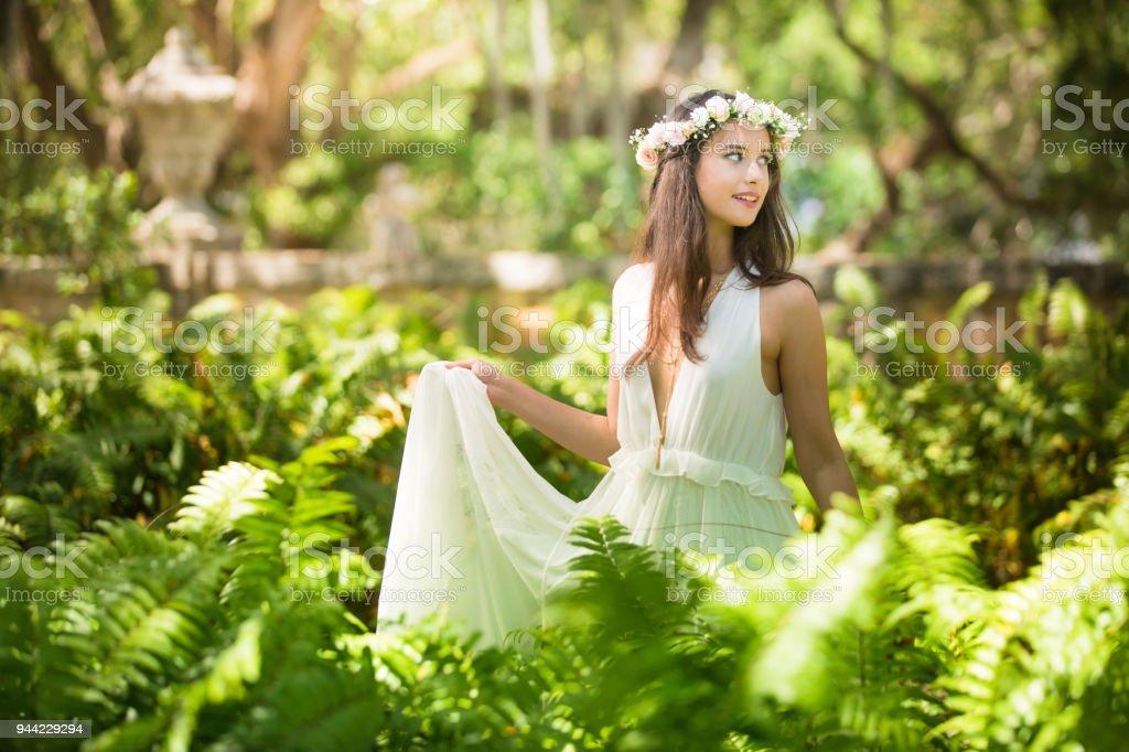 Sweet Sixteen latin girl - foto stock
