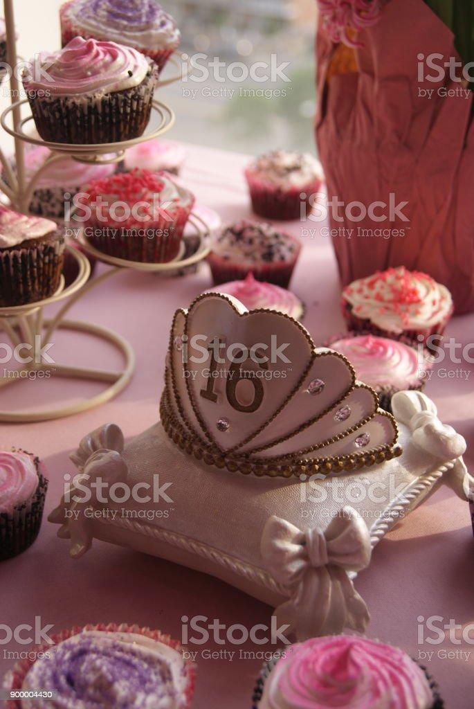 Sweet Sixteen - foto de acervo
