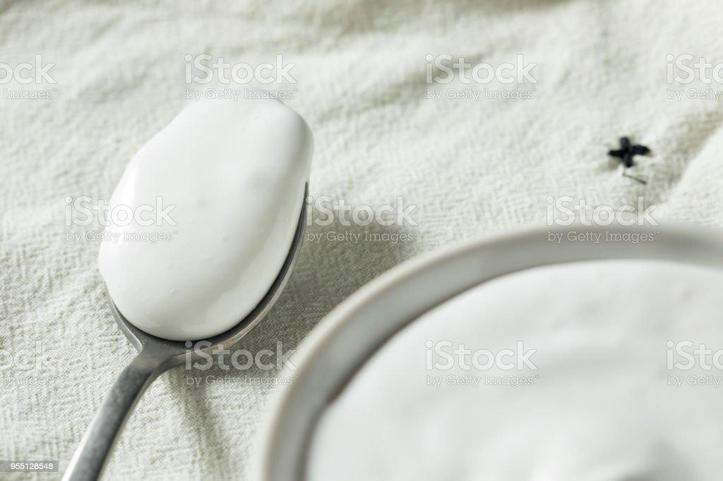 Doux collant Marshmallow Fluff propagation photo libre de droits
