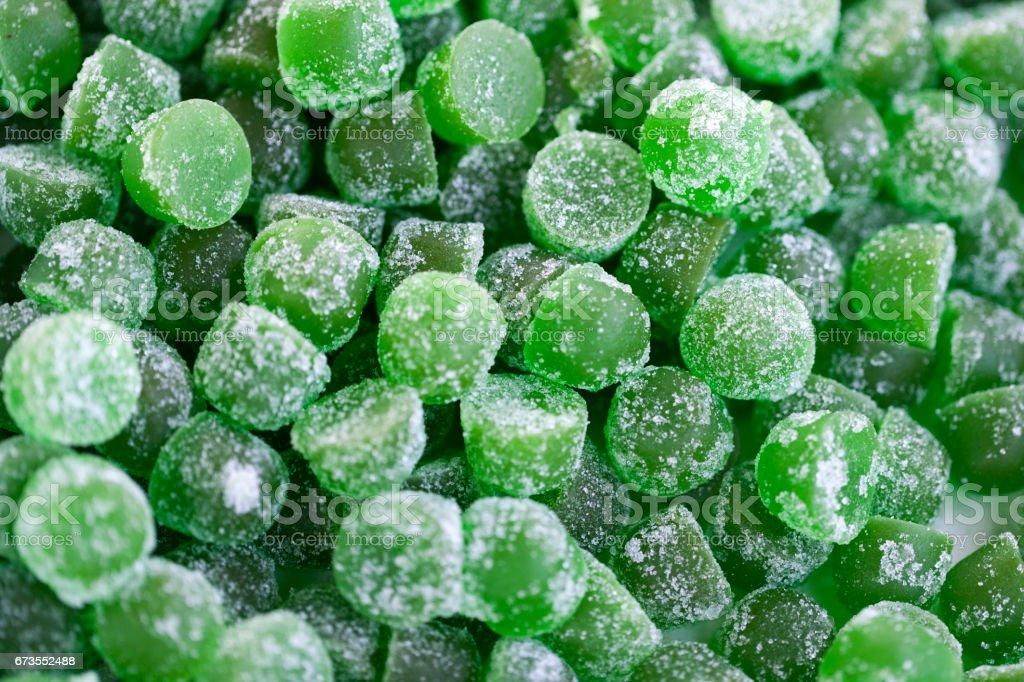 Sweet Sugar Candies royalty-free stock photo