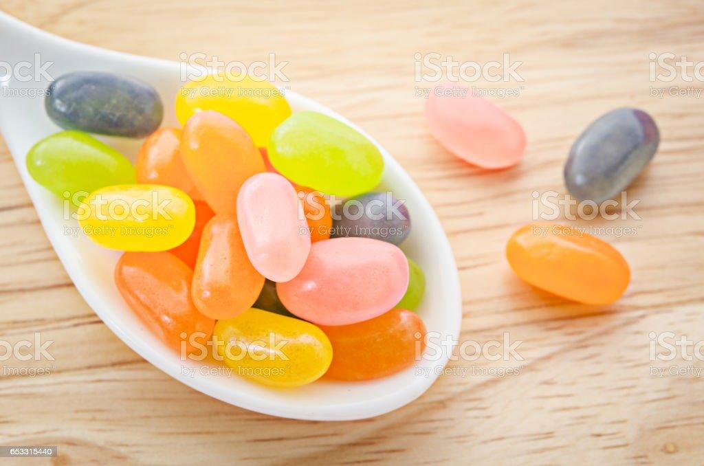 Sweet Sugar Candy stok fotoğrafı