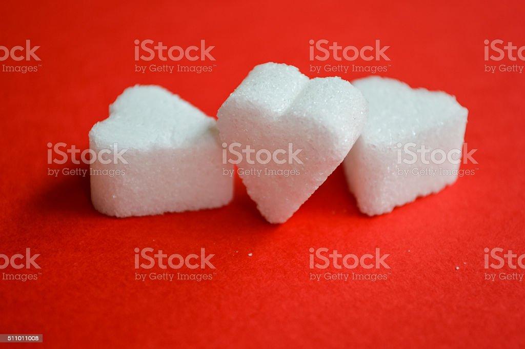 sweet sugar love stock photo