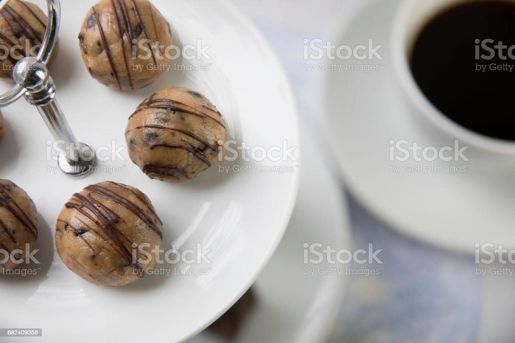 Sweet Treat and Coffee Break royalty-free stock photo