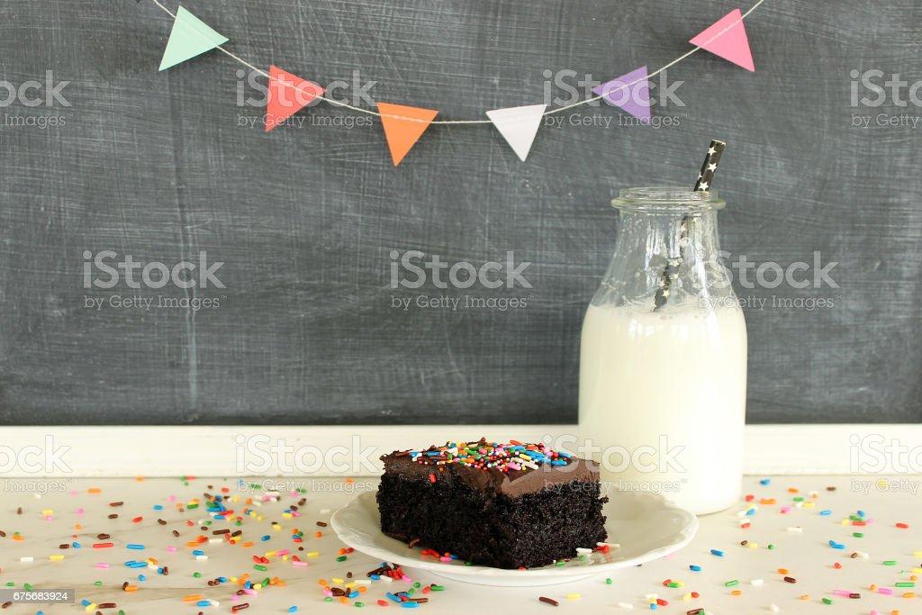 Sweet treats stock photo