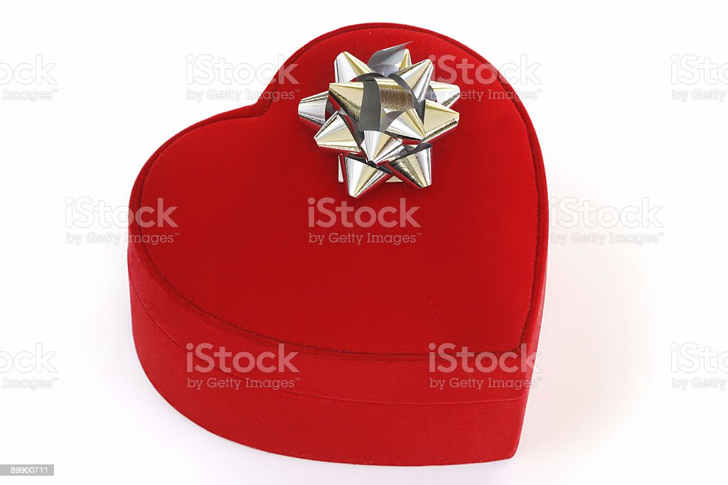 Sweetheart (Clipping Path) royalty-free stock photo