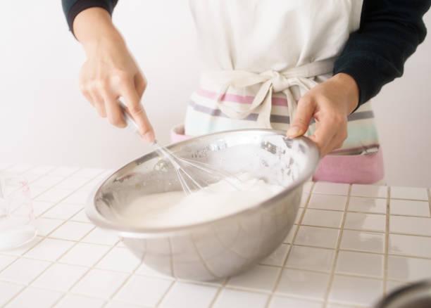 お菓子のイメージを作る ストックフォト