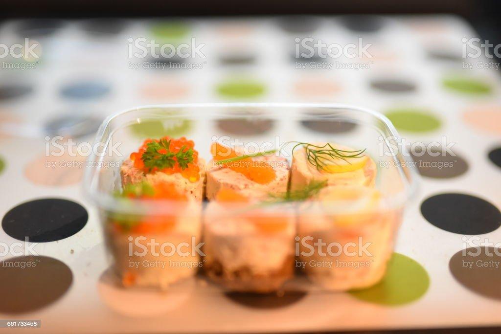 Sweidish food stock photo
