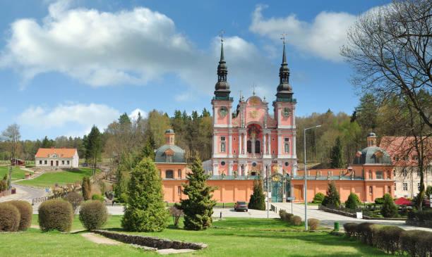 Swieta Lipka Kirche,Masuria,Polen – Foto
