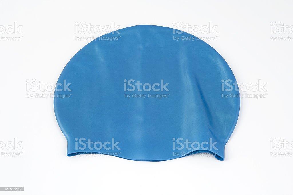 Swim Cap stok fotoğrafı