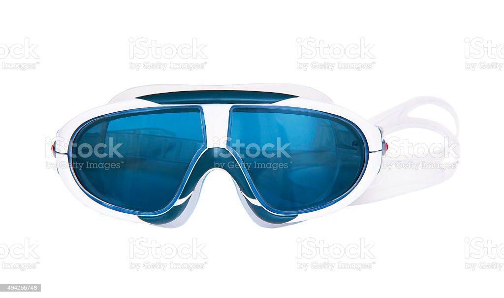 Gafas de natación - foto de stock