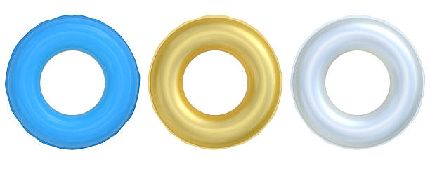 swim rings - tubing stock pictures, royalty-free photos & images