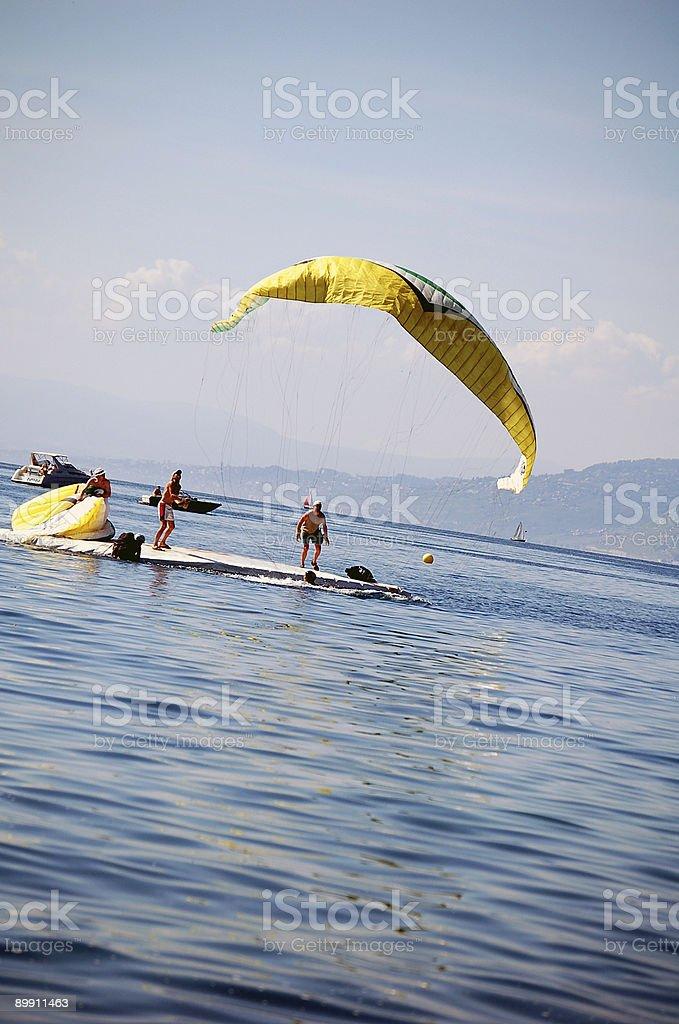 swimer foto de stock libre de derechos