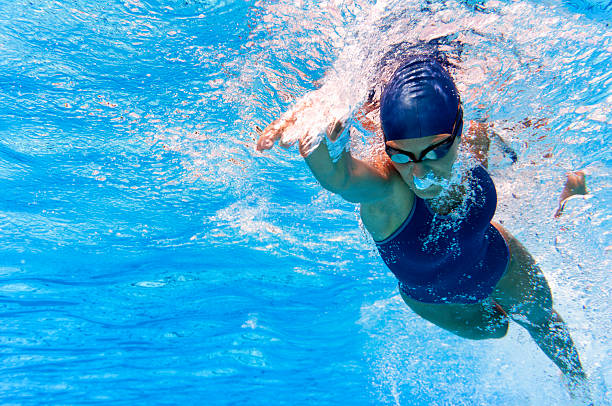 swimmer - swimming stock pictures, royalty-free photos & images