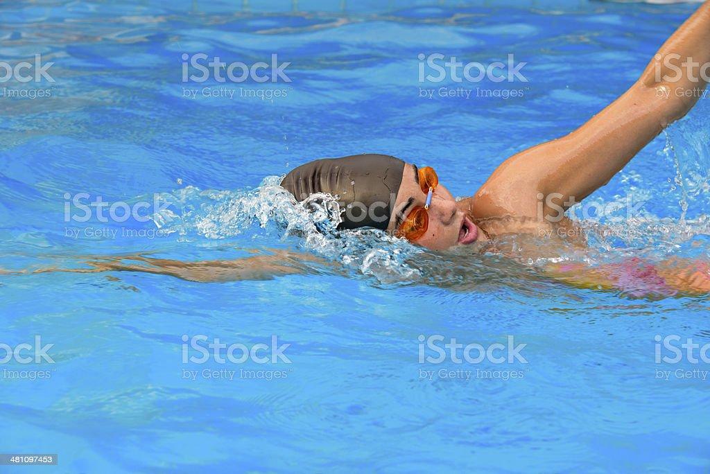 Schwimmer – Foto