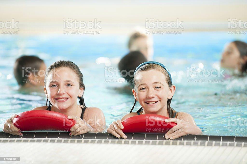 Schwimmunterricht – Foto