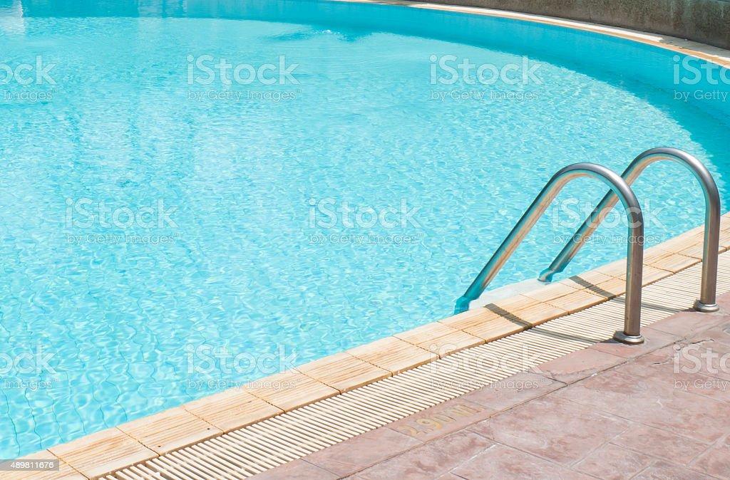 Swimming pool 1 stock photo