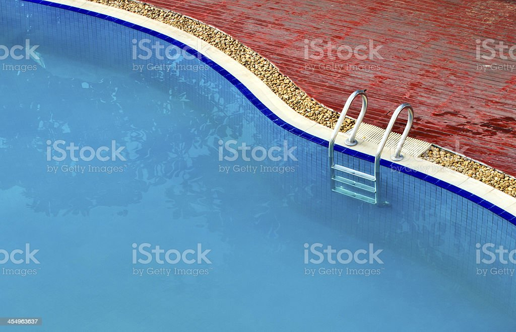 Swimming pool 2 royalty-free stock photo