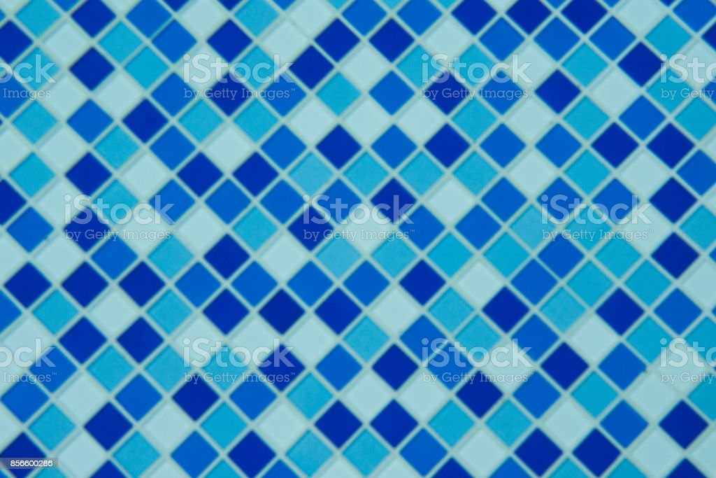 swimming pool bottom caustics ripple and flow with waves background stock photo