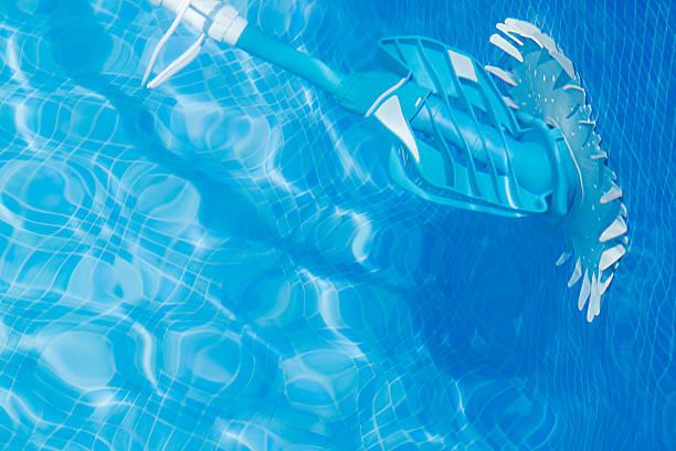 Swimmingpool-Putztuch – Foto