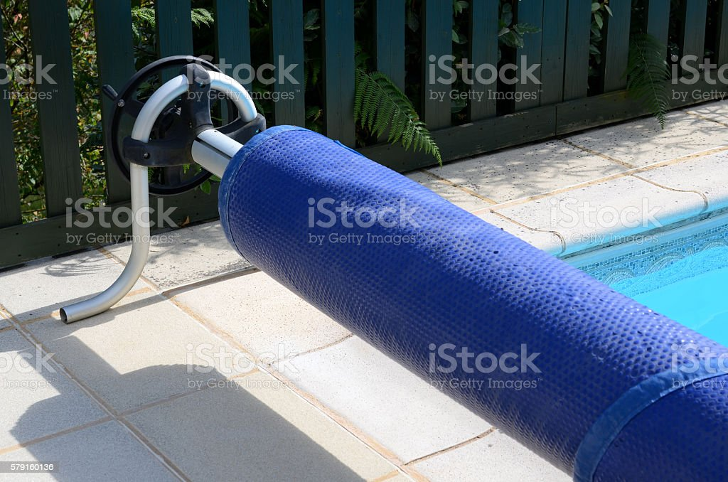 Swimming pool cover – Foto