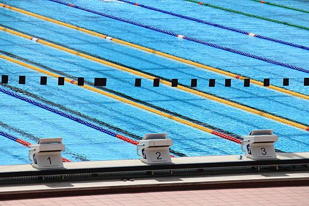 la piscina - vuelta completa fotografías e imágenes de stock