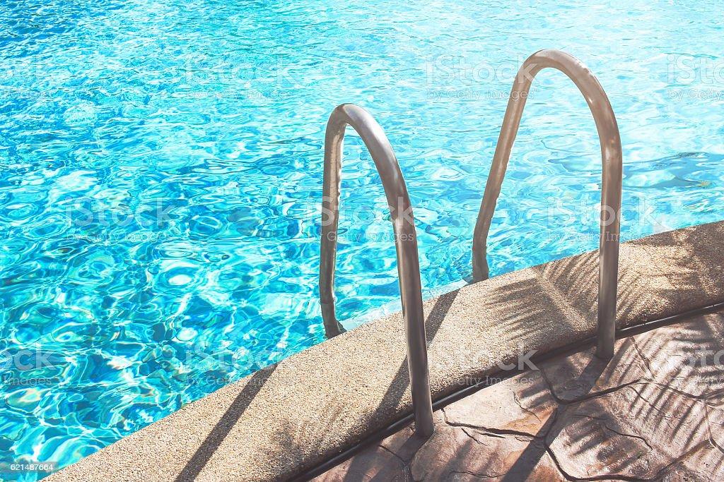 Swimmingpool pool  Lizenzfreies stock-foto