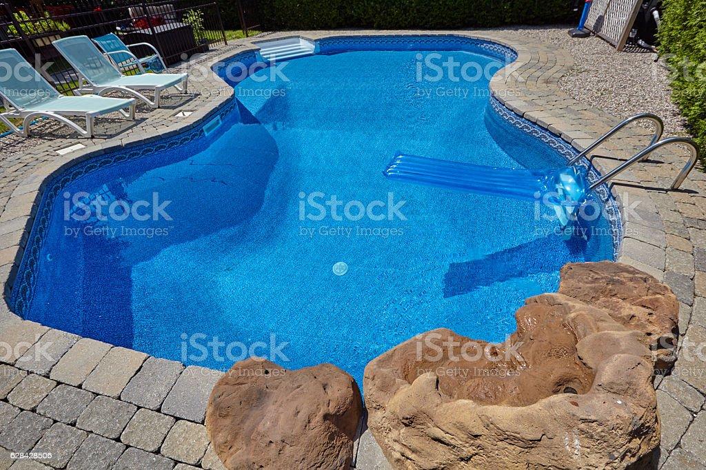 Swimmingpool.   – Foto
