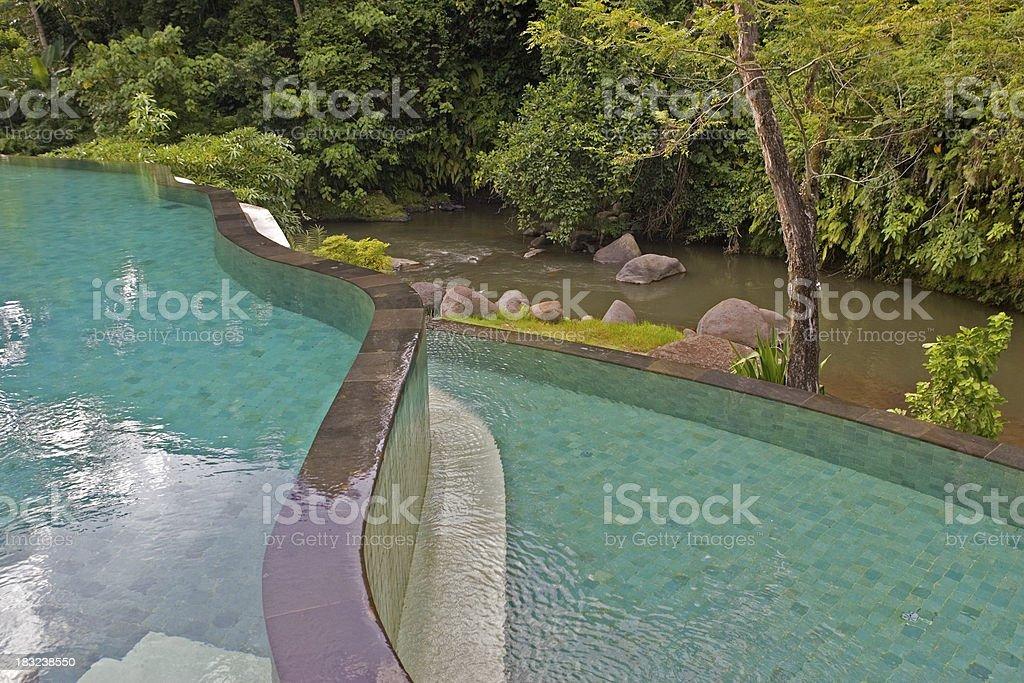 Swimming Pool Series 1 royalty-free stock photo